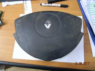 Запчасть подушка безопасности левая Renault Symbol 1998-2008