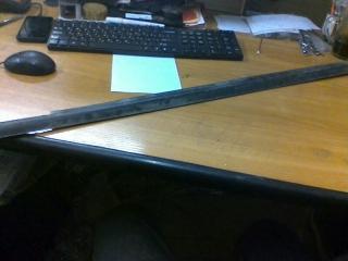 Запчасть резинка стекла Daewoo Matiz 2011
