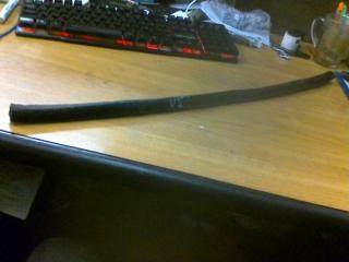 Запчасть уплотнитель стекла задний левый Chery M11 2011