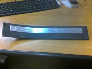 Накладка порога (внутренняя) задняя левая Chery M11 2011