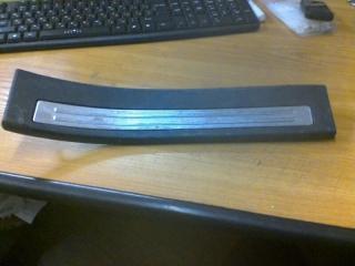 Накладка порога (внутренняя) задняя правая Chery M11 2011