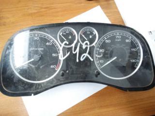 Запчасть щиток приборов Peugeot 307 01-08