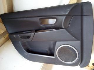 Запчасть обшивка двери передняя левая Mazda Mazda 3 2002-2009