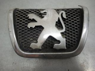 Запчасть эмблема Peugeot 307 2001-2008