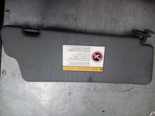 Козырек солнцезащитный правый Chevrolet Lacetti