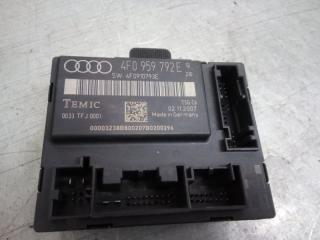 Запчасть блок комфорта Audi A6 2004-2011