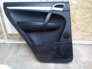 Обшивка двери задняя левая Porsche Cayenne 2003-2010