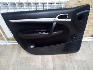 Обшивка двери передняя левая Porsche Cayenne 2003-2010