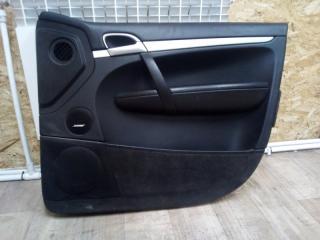 Обшивка двери передняя правая Porsche Cayenne 2003-2010