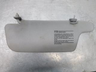 Запчасть козырек солнцезащитный передний левый Hyundai Accent II 2008