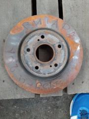 Запчасть диск тормозной передний Suzuki Grand Vitara 2005-2014