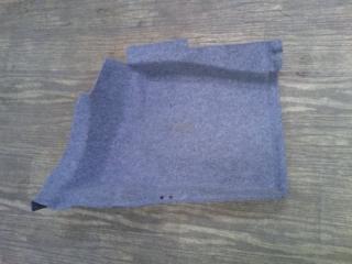 Запчасть обшивка багажника правая Volvo S60 2007