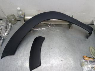 Запчасть накладка крыла передняя левая Renault Duster 2012-