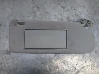 Козырек солнцезащитный правый Toyota Avensis 2 2005