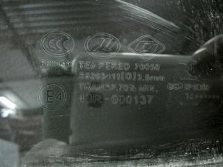Стекло двери (форточка) заднее правое Lifan X60 2014
