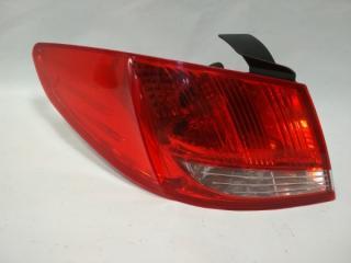 Запчасть фонарь задний левый Peugeot 408 2012-2018