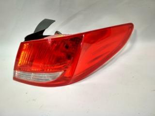Запчасть фонарь задний правый Peugeot 408 2012-2018