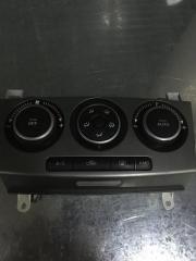 Запчасть блок управления климатической установкой Mazda 3 (BK) 2002-2009