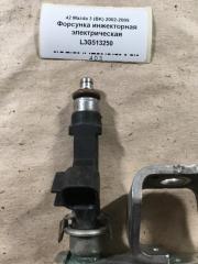 Запчасть форсунка инжекторная электрическая Mazda 3 (BK) 2002-2009