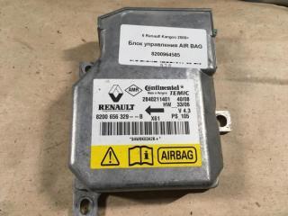Запчасть блок управления air bag Renault Kangoo 2008>