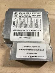 Запчасть блок управления air bag Audi A6 (C6