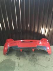 Запчасть бампер задний Mazda 3 (BK) 2002-2009