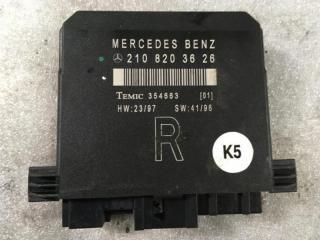 Запчасть блок комфорта Mercedes-Benz W210 E-Klasse 1995-2000
