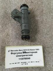 Запчасть форсунка инжекторная электрическая Mercedes-Benz W210 E-Klasse 1995-2000