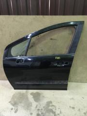 Запчасть дверь передняя левая Peugeot 308 2007>