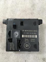 Запчасть блок комфорта Mercedes-Benz W211 E-Klasse 2002-2009