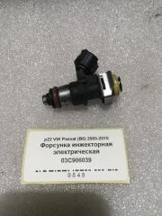 Запчасть форсунка инжекторная электрическая VW Passat (B6) 2005-2010