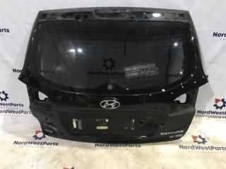 Запчасть дверь багажника со стеклом Hyundai Santa Fe (CM) 2005-2012