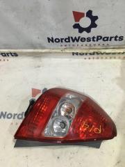 Запчасть фонарь задний левый Honda Jazz 2002-2008