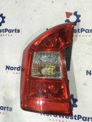 Запчасть фонарь задний левый Kia Carens 2006-2012