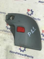 Запчасть накладка на бампер задняя левая Renault Scenic 2003-2009