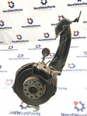 Запчасть кулак поворотный задний правый VW Tiguan 2007-2011