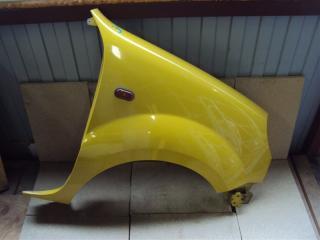 Запчасть крыло переднее правое Renault Kangoo 2003