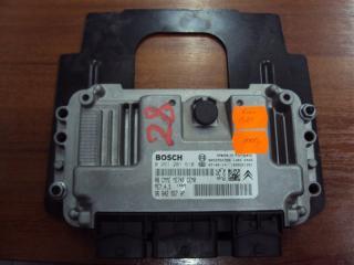 Запчасть блок управления двигателем Peugeot 307 2008