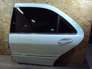 Запчасть дверь задняя левая Mercedes-Benz S 1999