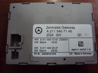 Запчасть блок электронный Mercedes-Benz CLS 2006
