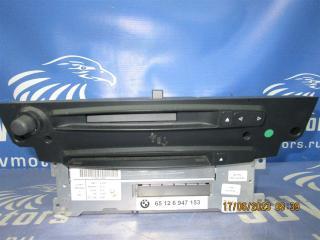 Запчасть магнитола  BMW 5-series 2004