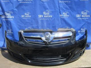 Запчасть бампер передний Opel Corsa D 2008