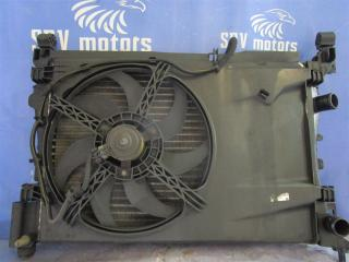 Запчасть вентилятор радиатора Opel Corsa D 2008