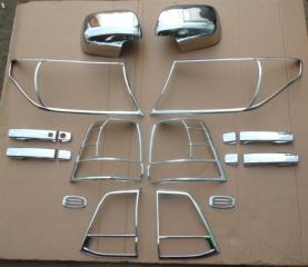 Запчасть накладки декоративные Toyota Land Cruiser 200 2008-2012