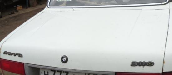 Крышка багажника задняя ГАЗ 3110