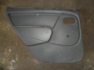 Обшивка двери задняя левая Renault Logan 2014