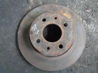 Запчасть диск тормозной передний ВАЗ 2109 2001