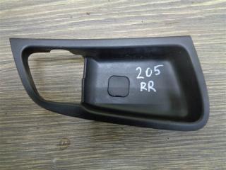 Запчасть накладка задняя правая Hyundai Solaris 2011