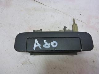 Запчасть ручка двери внешняя задняя левая Audi 80 1990