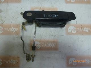 Запчасть ручка двери внешняя передняя правая Audi 80 1991